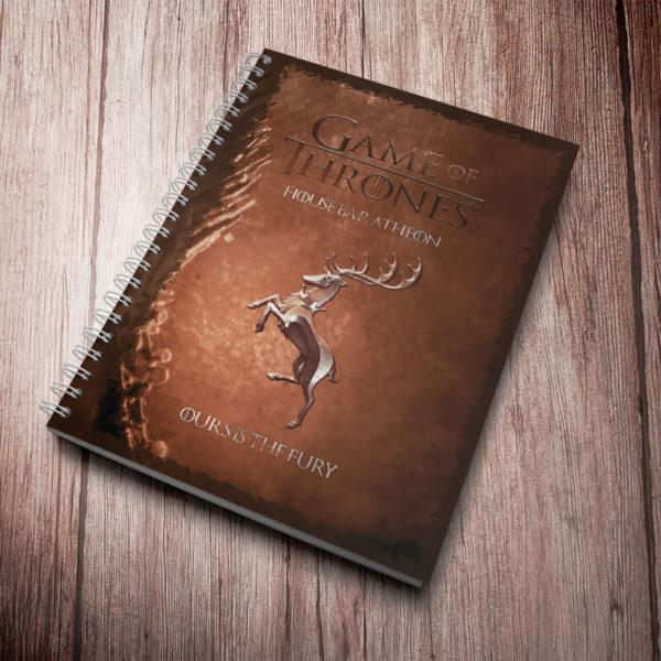 სამეფო კარის თამაშები – სტანდარტ ბოქსი 17