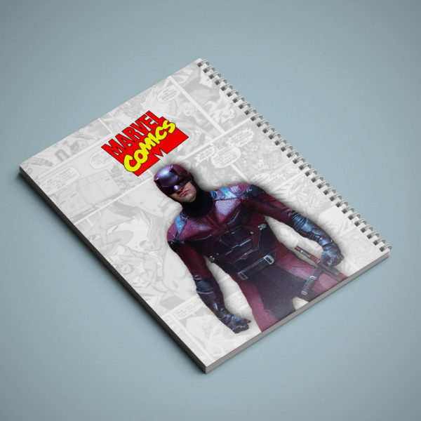 Daredevil - მარველის ბლოკნოტი 2