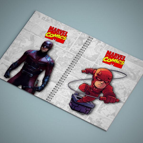 Daredevil - მარველის ბლოკნოტი 3