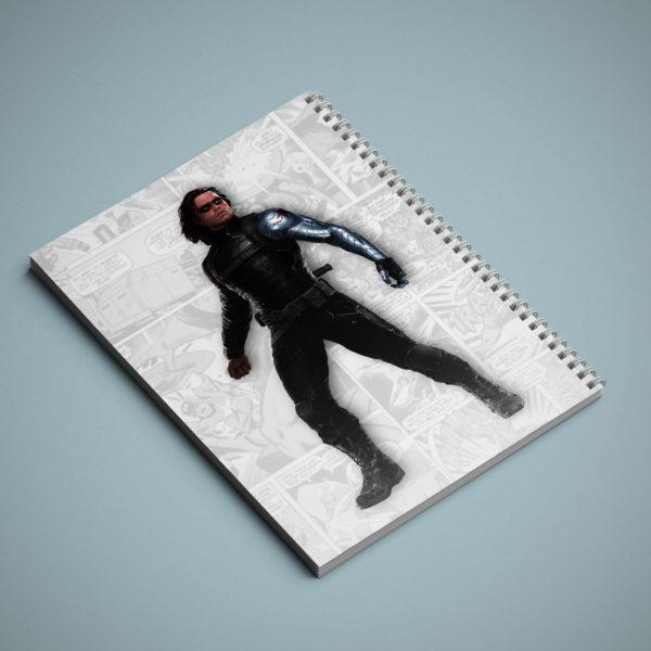 ზამთრის ჯარისკაცი - მარველის ბლოკნოტი 2