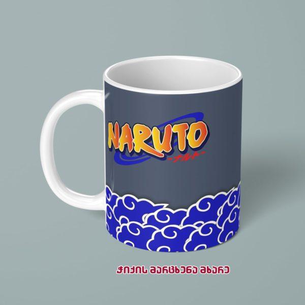 UMINO IRUKA • უმინო ირუკა l ჭიქა ნარუტოდან 3
