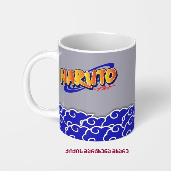 HATAKE KAKASHI • ჰატაკე კაკაში l ჭიქა ნარუტოდან 3