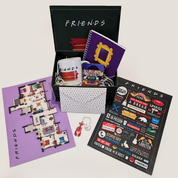 Friends Box - ნაკრები სერიალიდან მეგობრები 4